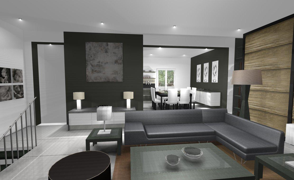 Décoration maison moderne  comment bien décorer sa maison